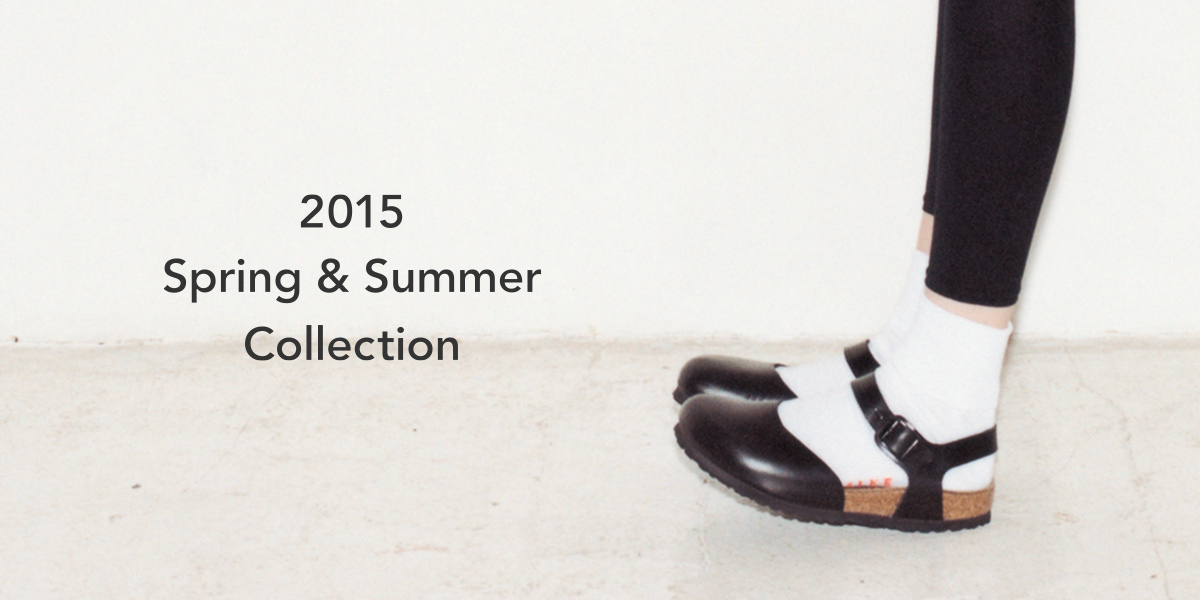 2015 spring & summer collection